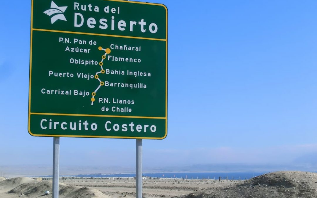 CALDERA: INICIAMOS LA TRAVESÍA DEL DESIERTO