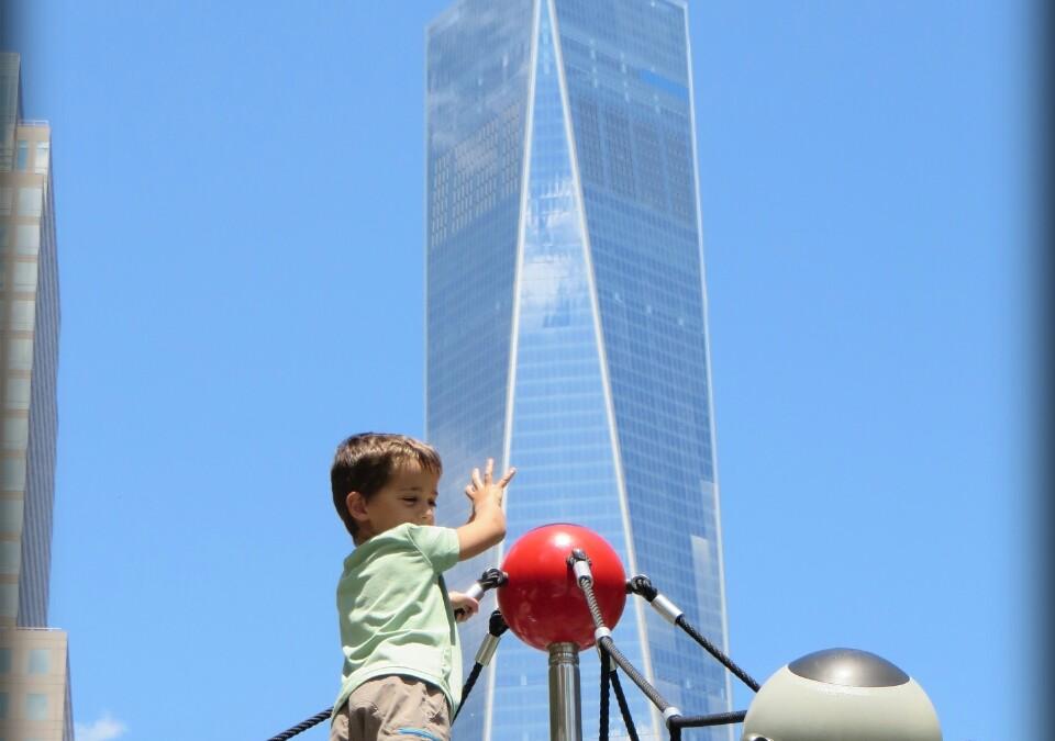 NEW YORK OUTDOOR:  ALUCINANDO EN LA GRAN MANZANA!!!