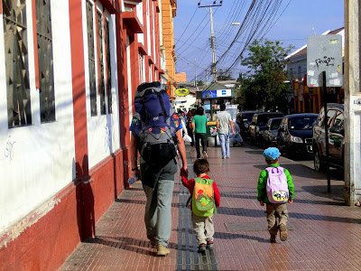 Buscando alojamiento en La Serena (Chile, 2013)