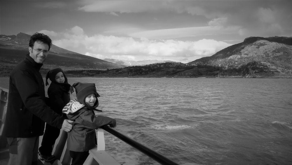 Ferry Yaghan, viajando aún más al sur