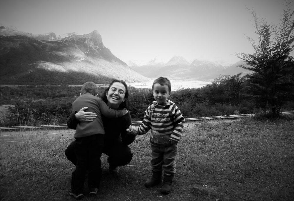 Valles glaciares de Tierra de Fuego cerca del Paso Garibaldi (Argentina, 2013)