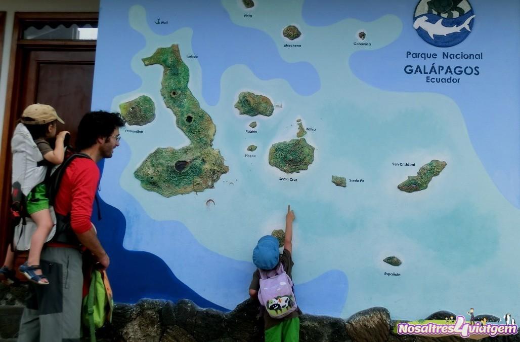 RECUERDOS DE LAS ISLAS GALÁPAGOS