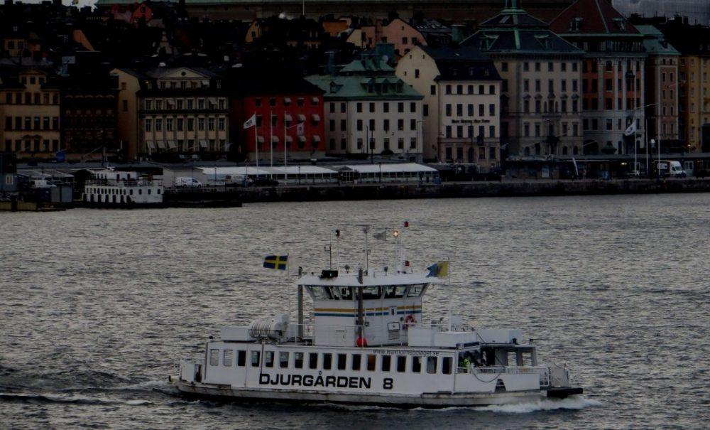 Los barcos eléctricos comunican algunos puntos de la ciudad