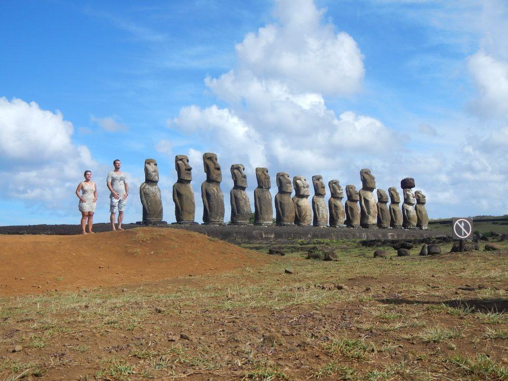 Con EXPLORANDO SIN RUMBO FIJO nos vamos a la Isla de Pascua