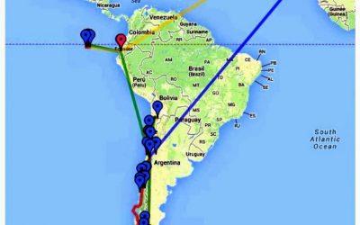 ITINERARIO: VIAJE A CHILE DURANTE MÁS DE 4 MESES
