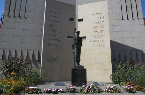 Alençon fue la primera ciudad recuperada por el ejército francés tras el desembarco en agosto de 1944