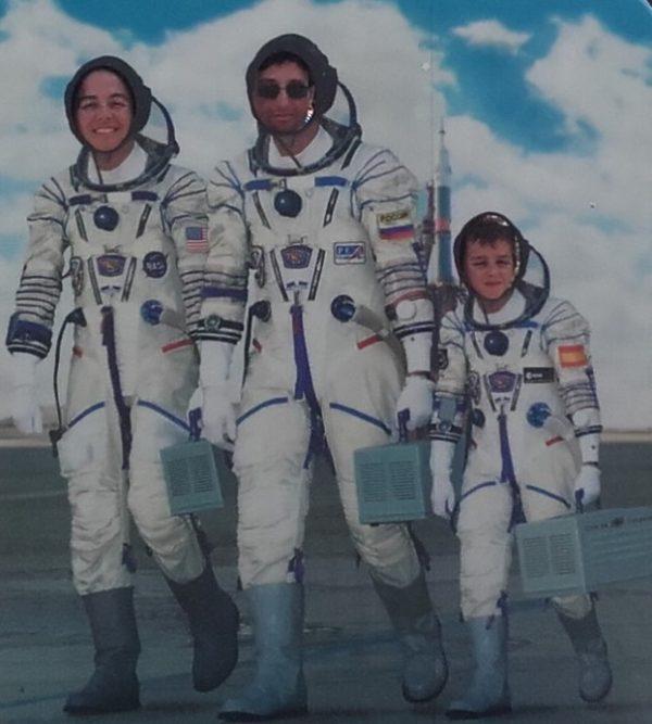 ¿Preparados para el viaje al espacio?