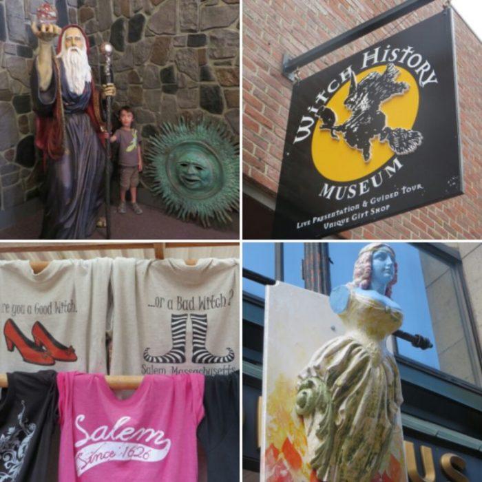 De paseo por la ciudad de las brujas (Salem, Massachusets, 2015)