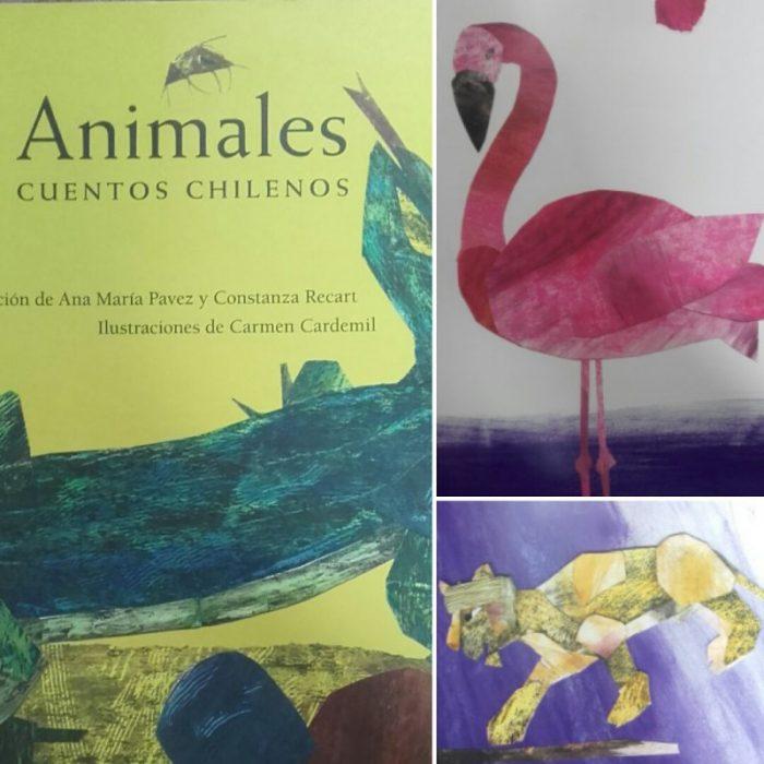 animales chilenos biblioteca