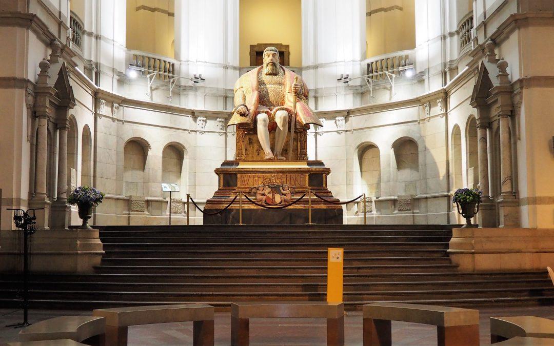 UNA MAÑANA EN EL NORDISKA MUSEET DE ESTOCOLMO