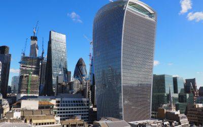 SKY GARDEN: LAS MEJORES VISTAS DE LONDRES