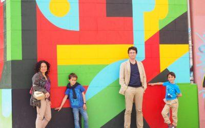 DE PASEO POR VALENCIA EN FAMILIA