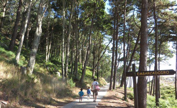 ESPAÑA Galicia Islas Cies
