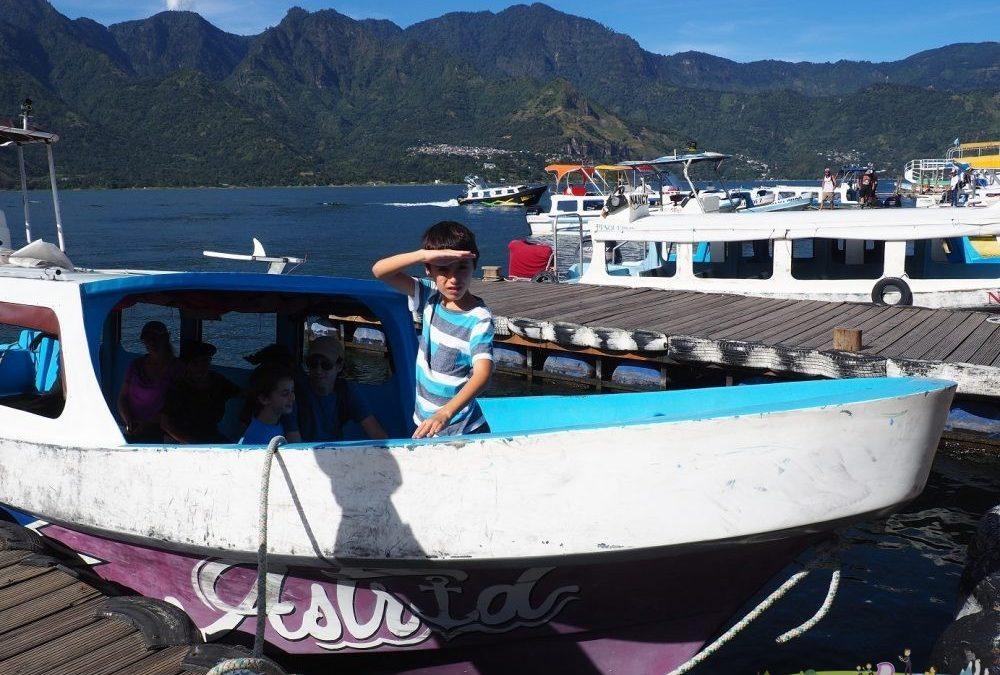 LAGO ATITLÁN: UN DESTINO ÚNICO EN GUATEMALA