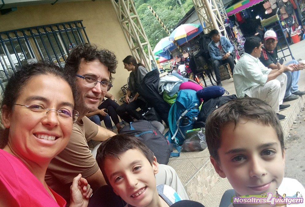 DE MÉXICO A GUATEMALA: CRUZAR LA FRONTERA
