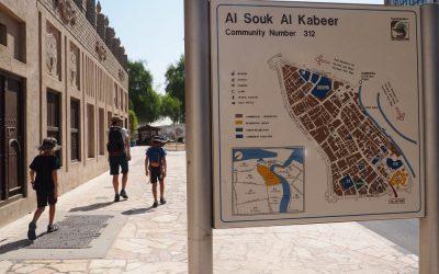 DUBAI: AL FAHIDI Y LA CIUDAD ANTIGUA