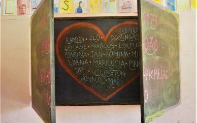 JARDIM DO CAJUEIRO: UN PROYECTO SOCIAL