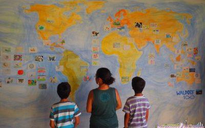 ESCUELA JARDIM DO CAJUEIRO: EL RENACIMIENTO DE UN PROYECTO