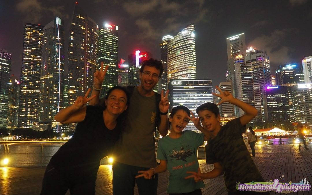 25 ACTIVIDADES EN SINGAPUR CON NIÑOS ¡GRATIS!