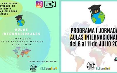 I JORNADAS AULAS INTERNACIONALES