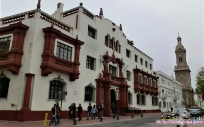 LA SERENA: CHILE DEMANDADO POR BOLIVIA