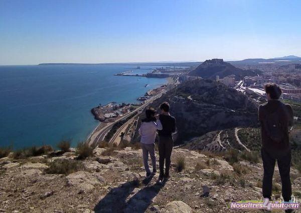 ESPAÑA Alicante Serra Grossa