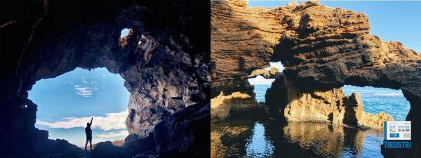 ESPAÑA Alicante Cova Tallada