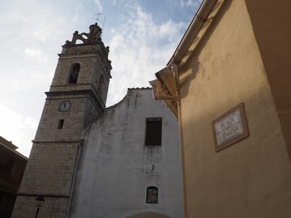 ESPAÑA Alicante Vall dEbo