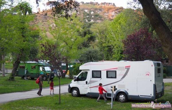 ITALIA Camper Pozuoli